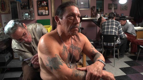 Tattoo nation Danny Trejo
